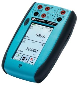 DPI 620 Pressure Calibrator