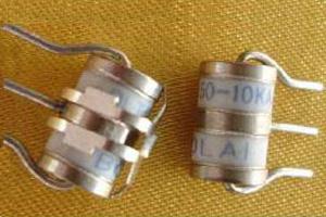 三极8乘10气体放电管