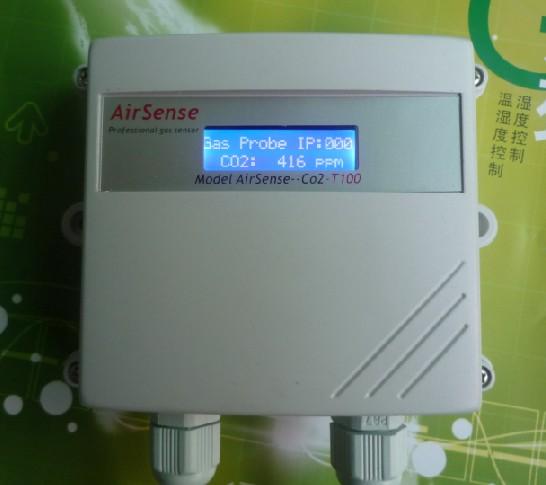显示控制型二氧化碳感应器