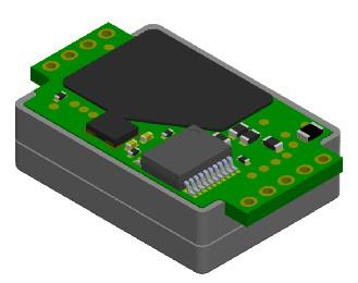 进口微型红外二氧化碳传感器模块森尔SenseAir S8