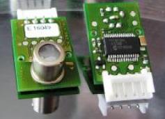 热电堆测温阵列