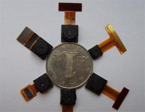 OV7725(30万)带红外夜视功能模组