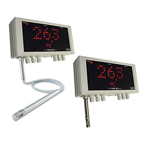THA300大显示屏温湿度变送器