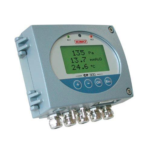 法国KIMO-CP300差压式风量风速变送器