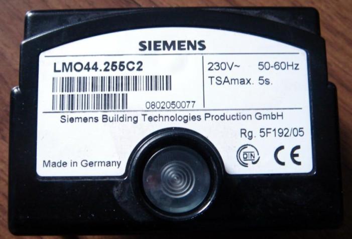 LMO系列燃油燃烧器控制器(SIEMENS)