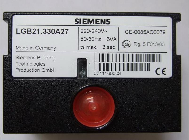 LGB系列燃气燃烧器控制器(SIEMENS)